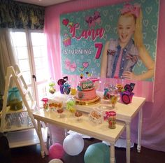 Jojo Siwa Birthday Party Ideas Jojo Siwa