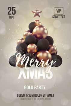 Gray xmas party flyer template with balloon christmas tree vector 01 - https://www.welovesolo.com/gray-xmas-party-flyer-template-with-balloon-christmas-tree-vector-01/?utm_source=PN&utm_medium=welovesolo59%40gmail.com&utm_campaign=SNAP%2Bfrom%2BWeLoveSoLo