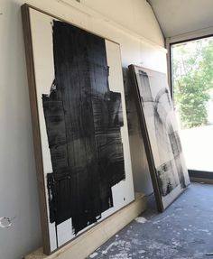 Getting ready for opening on Saturday, I'm happy I love the frames:) Painting Inspiration, Art Inspo, Modern Art, Contemporary Art, Abstract Wall Art, Painting Abstract, Diy Painting, Wow Art, Oeuvre D'art