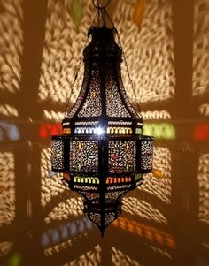 Moroccan Lighting > Pendant Lamps : Moroccan Bazaar