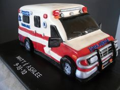 Image detail for -Ambulance by BAKE-ME-A-CAKE on Cake Central