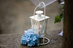 White Lanterns At Wedding