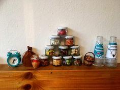 Diy-Kaufmannsladen | kinderinfoblog Jar, Blog, Home Decor, Diy, Basteln, Recyle, Shopping, Gifts, Children