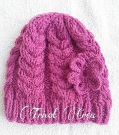 f9dac004167c Modèle n°66   Ensemble bonnet, snood et moufles à torsades pour enfant -  Tuto - Ma petite bergère