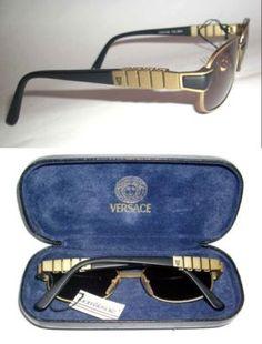 Gianni Versace Mens Vintage Rarest Sunglasses-mods26