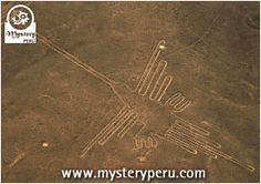 The Nazca Lines - Humming bird - Gallery - http://www.mysteryperu.com