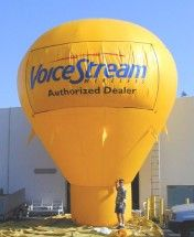 The actual balloon is available in many colors and sizes. It is worth color matching your company colors with the balloon color to create link associations. Browse this site http://www.usablimp.com/inflatable-advertising/Advertising-Balloons.html for more information on Logo Balloons. Balloon printing should be produced for marketing purpose while catching the attention of your target audience.