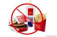 Avoid Fast Food Habit