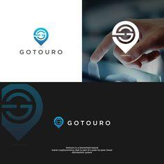 GOTOURO Logo Design. Design by: Riski Budiari Saputra #logo #logodesigns #graphicdesign