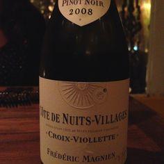Burgundy 2008 (France)