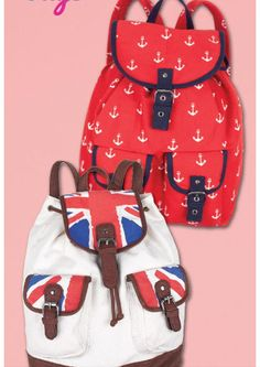 yes. anchor back pack!!