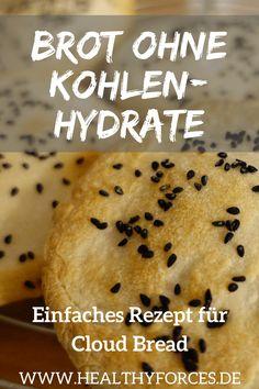 Brot ohne Kohlenhydrate Rezept