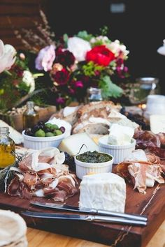 Brunch wedding receptions on pinterest brunch wedding for Wedding canape alternatives