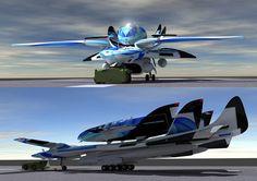 XLDron M Gravity Space Tourism by Oscar Vinals
