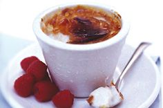 Bailey's Irish Creme Brulee --Celebrate those special occasions in gourmet style with these decadent creme brulees.