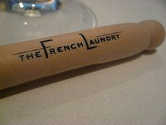 the french laundry...