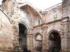 Monasterio de Piedra - Chiesa