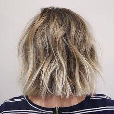 Love this movement + texture!  www.hellohair.com.au #shorthaircrush #hairgoals #hairinspo #hairenvy