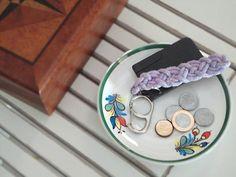 Chaveiro com nós da Barra Celta.  #craft #artesanato
