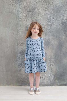 mini dress dragonfly blue nosweet
