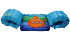 Stearns Kids Puddle Jumper Deluxe Life Jacket, Submarine coast guard approved for children