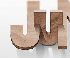 Interlocking letters