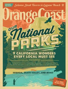 "Sequoia and Kings Canyon both received some love from Orange Coast Magazine in its May issue; named two of ""9 California wonders every local must see."""