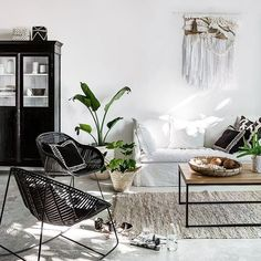 """372 Me gusta, 4 comentarios - INDIE HOME COLLECTIVE (@indiehomecollective) en Instagram: """"Relaxed Saturday lounging get the perfect summer feel in your home, head in store or online now!…"""""""