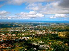 Provincia di Pesaro e Urbino- this is where I lived last summer in Italy