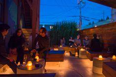 Aalto Lounge, Portland, OR