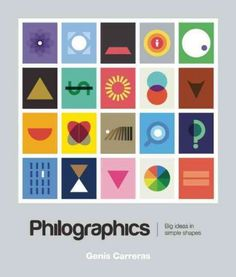 Philographics : big ideas in simple shapes / Genís Carreras ; original text: Chris Thomas