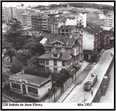 Rúa Juan Florezca - A Coruña