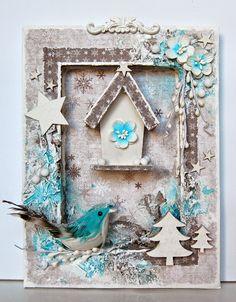 Ingrid's place: winter canvas *Maja Design*
