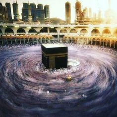Mecca Mosque, Mecca Kaaba, Islamic Wallpaper Iphone, Wallpaper Backgrounds, Mosque Architecture, Art And Architecture, Islamic Images, Islamic Pictures, Save The Date Pictures