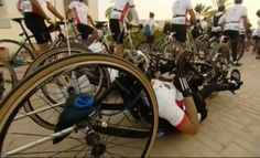 Participation in 150 Kms Flag 2 Flag Ride from Dubai to Abu Dhabi – 2013