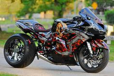 Wicked Street Bike