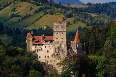 Замок Дракулы в Румынии (29 фото + видео)