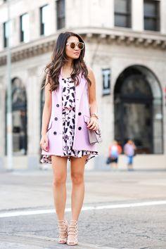 Summer Rose :: Ruffle dress