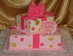 Trendy Birthday Cake Girls Square Baby Shower 38 Ideas