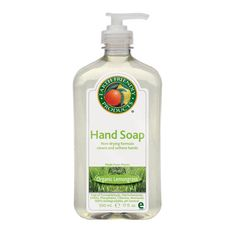 Lemongrass hand soap from Earth Friendly Products.  Have this in my kitchen and just love the smell.