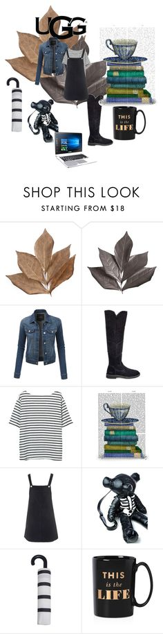 """""""The New Classics With UGG: Contest Entry"""" by susana-larratxo-donosti ❤ liked on Polyvore featuring Bliss Studio, UGG, LE3NO, FabFunky, Topshop, Current Mood, MANGO, Kate Spade and ugg"""
