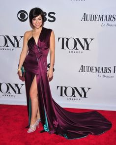 "Krysta Rodriguez is starring in a new musical about a blind date opposite Zachary Levi, who led the TV show ""Chuck."" #Broadway #NYC"