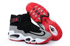 sports shoes 4031a a2cc3 Nike Air Griffey Max 1 Men Black Light Grey, cheap Nike Air Griffey Max 1  Shoes M, If you want to look Nike Air Griffey Max 1 Men Black Light Grey,  ...