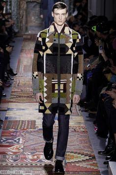 Valentino • A/W 2014-15 Menswear • Paris