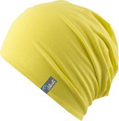 Chillouts Long Beanie Acapulco Hat Yellow  auch in vielen anderen Farben - extra für Dich