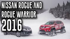 2016 All New Nissan Rogue and Nissan Rogue Warrior concept Review