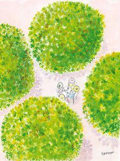 Des cercles de l'amitié - Dessins : l'amitié selon Sempé - Elle Green Orchid, Sweet Little Things, Coral Turquoise, Typography Prints, Art And Architecture, Life Is Beautiful, Illustrations Posters, Art Gallery, Illustration Art