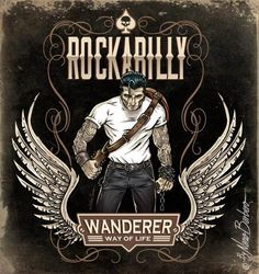 rockabilly, music, lifestyle
