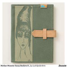 Mother Monster Sassy Beehive Pop Art Drawing Journal