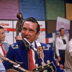 Ray Price. Grand Ole Opry, 1956. Male Country Singers, Country Artists, Tn Usa, Ray Price, Ricky Nelson, Grand Ole Opry, Recorder Music, Country Music Stars, American Country